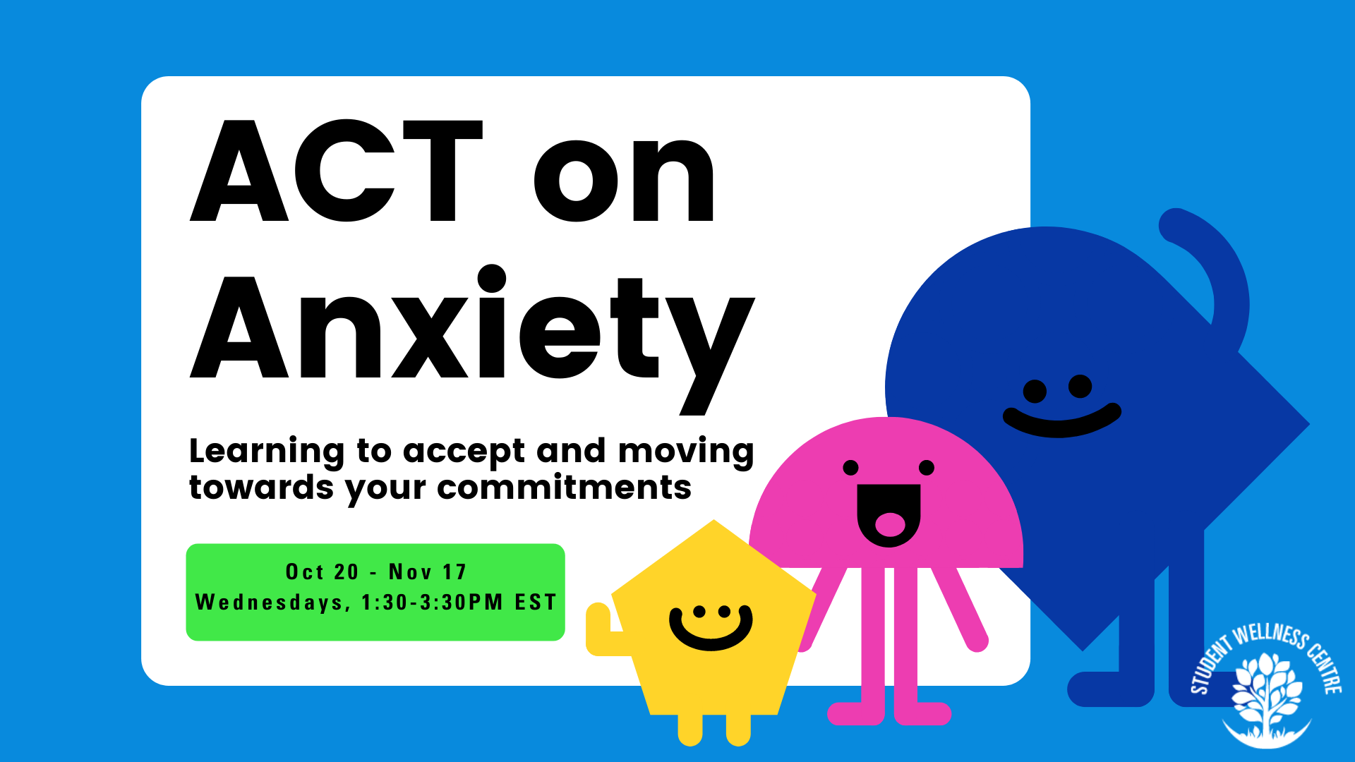 ACT on Anxiety Group