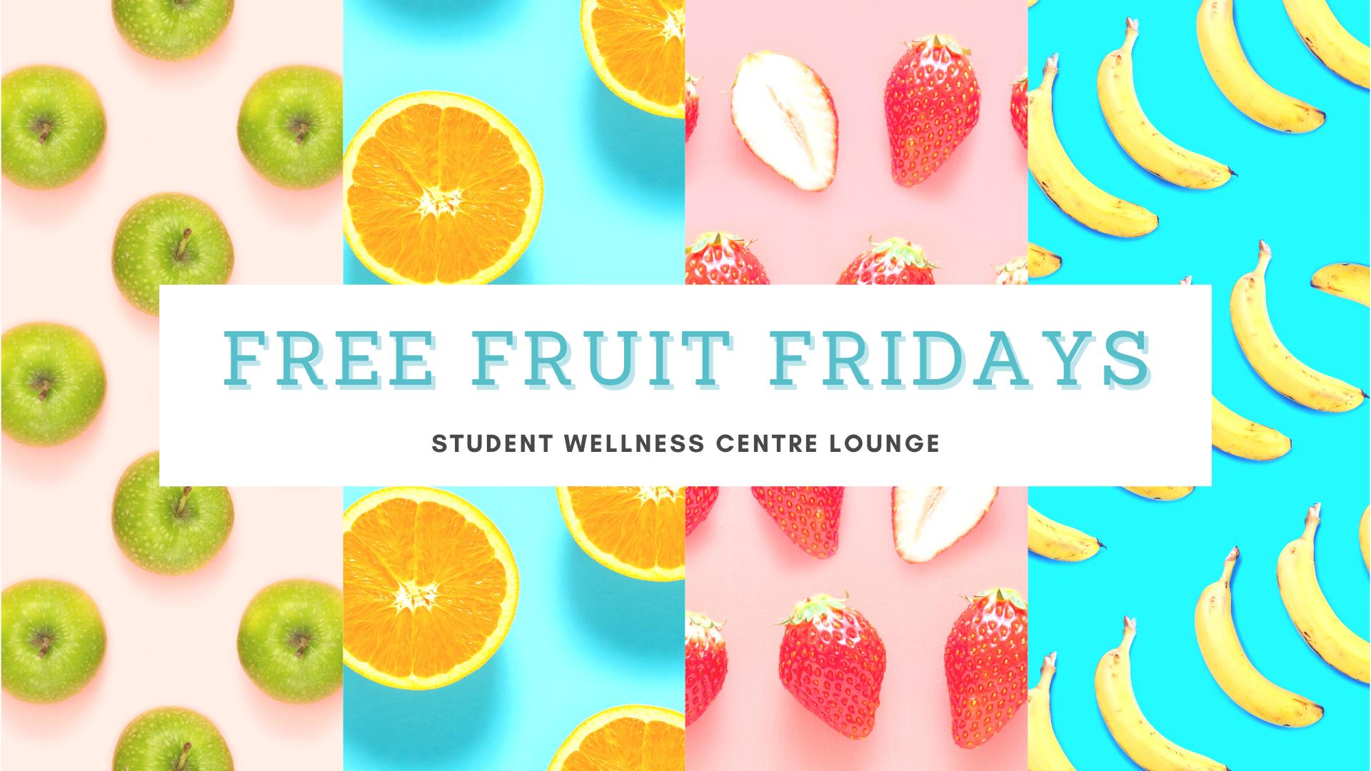 Free Fruit Fridays