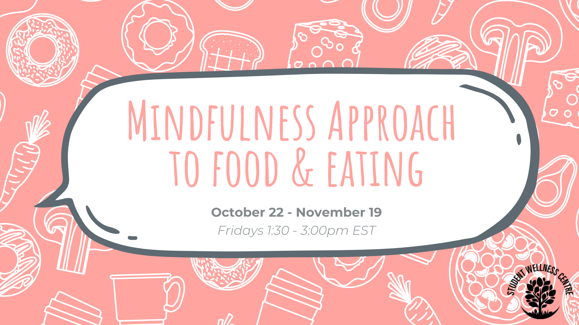 Mindfulness Approach To Food & Eating