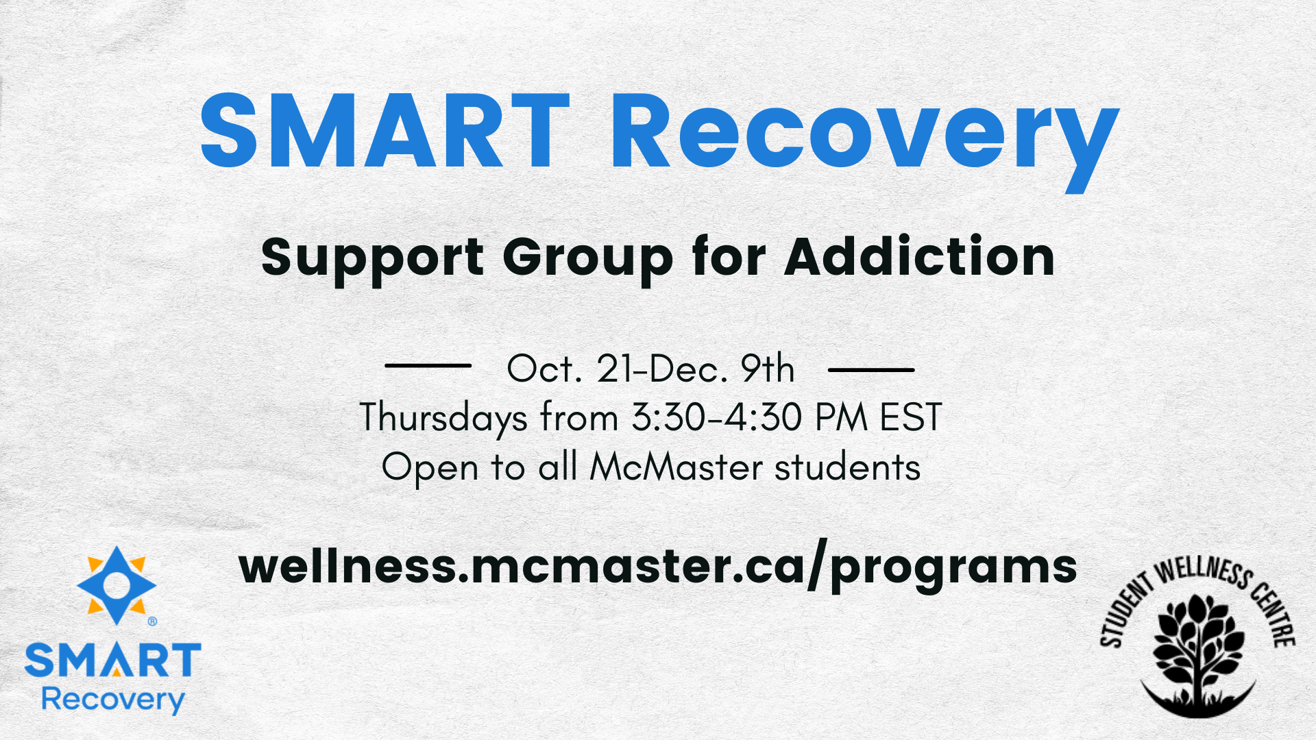 SMART Recovery - support group for addiction